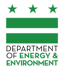 Department of Energy & Environment (DOEE) logo