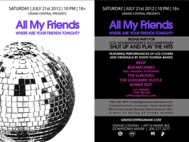 All My Friends | LCD Soundsystem Release Party | Grand...