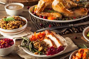 Hands-On Series: Thanksgiving Dinner