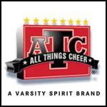 All Things Cheer logo