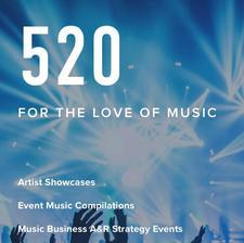 520 Events logo