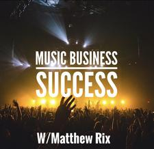 Matthew Rix's Music Business Success Formula logo