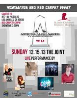 2014 Artists In Music Awards Nomination & Red Carpet...