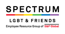 Spectrum LGBT & Friends logo