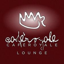 CAFE' ROYALE-MIXOLOGY logo