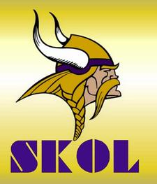 Minnesota Vikings Fans in Atlanta logo