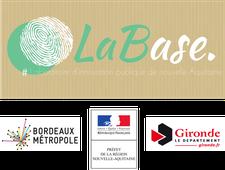 #LaBase - Laboratoire d'innovation publique en Nouvelle-Aquitaine logo
