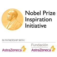 Nobel Prize Inspiration Initiative y Fundación AstraZeneca logo