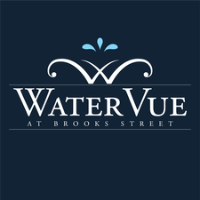 WaterVue at Brooks Street logo