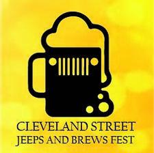 Jeeps and Brews Inc. logo