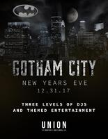 Gotham New Year's Eve - Minneapolis