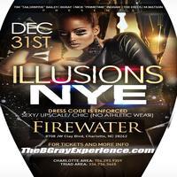 Illusions: Firewater NYE 2014
