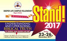 Deeper Life Campus Fellowship Ogun state logo