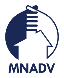 Maryland Network Against Domestic Violence (MNADV) logo