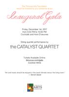Timucua's Inaugural Gala!