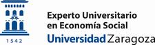 Posgrado EUES en Economía Social / Universidad de Zaragoza logo