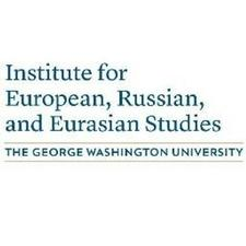 The George Washington University - Institute for European, Russian, and Eurasian Studies logo