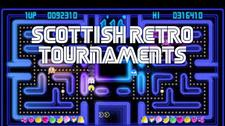 Scottish Retro Tournaments. logo