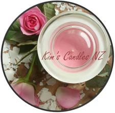 Kim's Candles NZ  logo