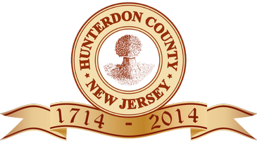 Re-Enactment of Hunterdon County Organization