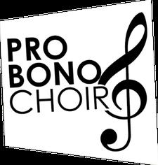 Pro Bono Choir logo