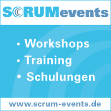 Scrum-Events / HLSC GmbH logo
