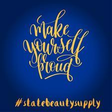 State Beauty Supply Gulf Coast logo