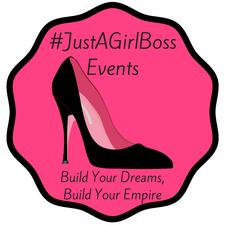 JustAGirlBoss Events logo