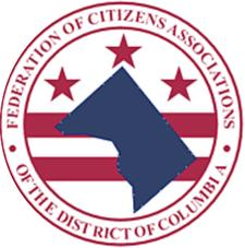 Federation of Citizens Associations of the District of Columbia logo