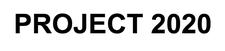 Project 2020 logo