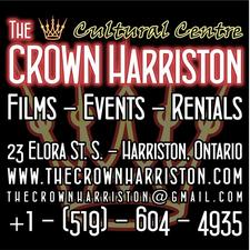 The Crown Harriston logo