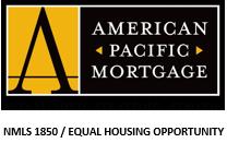 America Pacific Mortgage - The Mortgage Medic Team logo