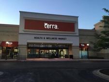 Sophie Elmore/Terra Health Market logo