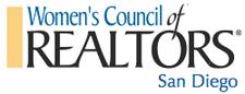 Women's Council of REALTORS® San Diego logo