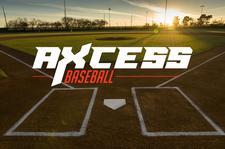 Axcess Baseball logo