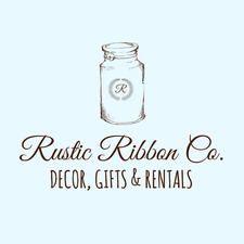 Rustic Ribbon Co. logo