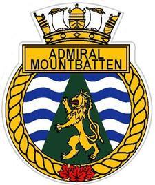 RCSCC Admiral Mountbatten Reunion Committee logo