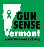 Gun Sense Vermont logo