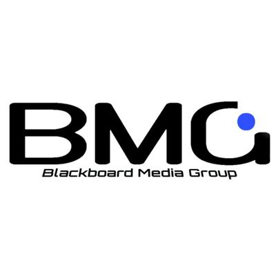 Blackboard Media Group logo