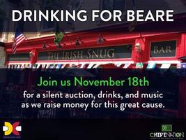 Drinking for Beare!