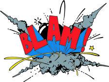 TeamBLAM logo