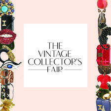 The Vintage Collector's Fair logo