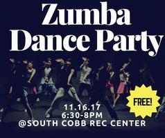 Zumba Dance Party