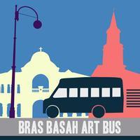 Bras Basah Art Bus (Friday, 17 Jan from 4.00 - 6.00pm)