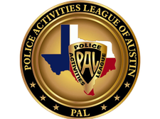 The Police Activities League of Austin logo