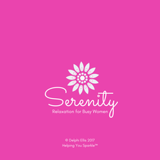 Serenity - Helping You Sparkle™ logo