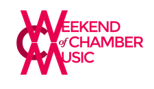 Weekend of Chamber Music logo