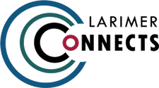 Larimer Connects  logo
