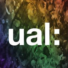 LGBTQ+ Network | University of the Arts London logo