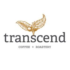 Transcend Coffee + Roastery logo